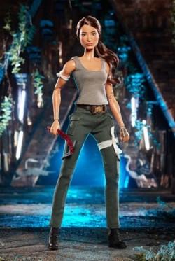 BARBIE Lara Croft - Tomb Raider - rok 2018