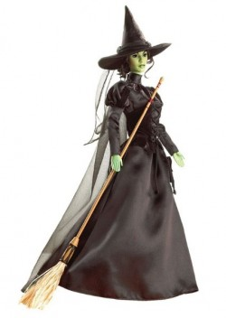 BARBIE The Wizard of Oz Wicked Witch of the West