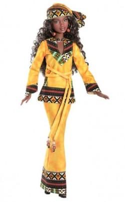 BARBIE Kwanzaa (rok 2006)