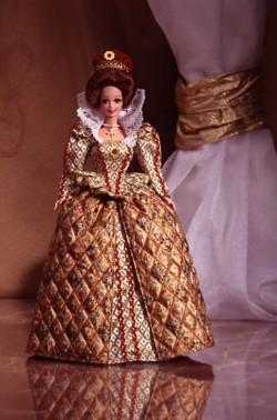 BARBIE Elizabethan Queen (Královna Alžběta) - rok 1993