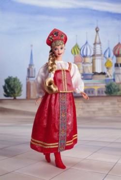 BARBIE Russian - Ruská (rok 1996)