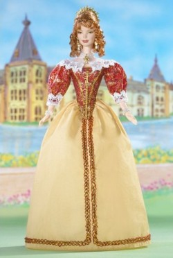 BARBIE Princess of Holland (Holandská princezna)